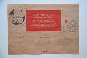 druk podkladek na papierze ekologicznym
